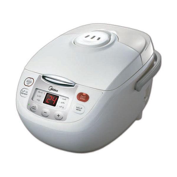 پلوپز/آرام پز/بخارپز/گرم نگهدارنده MIDEA مدل MB-FS 50 H
