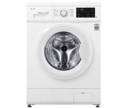 ماشین لباسشویی ال جی مدل J3 7کیلویی سفید
