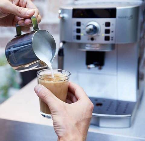 قهوه ساز دلونگی مدل  ECAM 22.110 SB