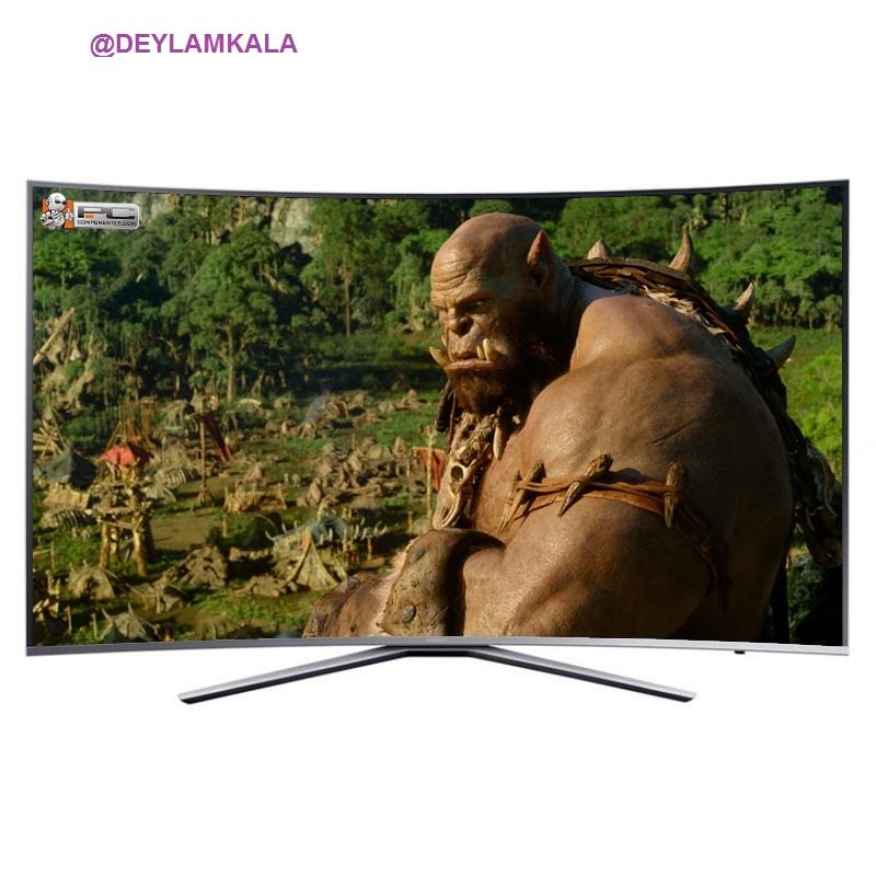 تلویزیون 49 اینچ اسمارت فول اچ دی منحنی سامسونگ 49K6500_49K6965