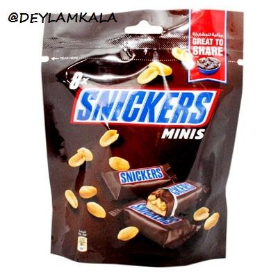 پک شکلات اسنیکرز SNICKERS