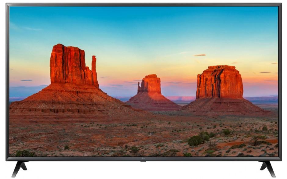 تلویزیون 43 اینچ ال جی مدل LK6100
