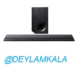 سیستم صوتی ساندبار SONY مدل HT-CT390