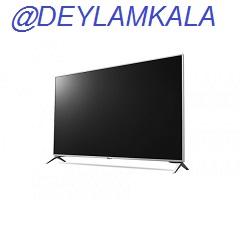 تلویزیون ال ای دی 49 اینچ ال جی مدل LG 49UJ651V LED 4K TV - اسمارت SMART