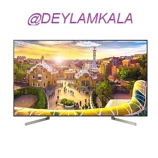 تلویزیون 65 اینچ سونی 4K مدل X9000F