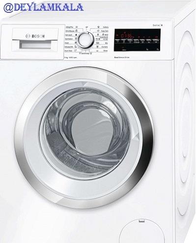 لباسشویی 9 کیلویی سفید بوش مدل  WAT  28461  GC