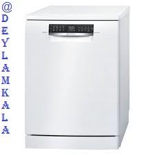 ماشین ظرفشویی سفید بوش آلمان مدل SMS  68  TW06  E